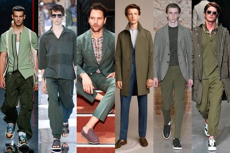 Men's fashion trends for summer 2019 were revealed in Menswear shows. Discover our selection of some of the most trendy styles for this summer below.