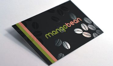 4 Color Print With Matt Spot Lamination Spot Uv Business Cards Printing Business Cards Business Card Mock Up