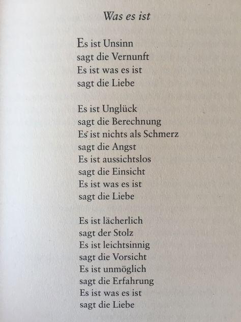 Deutsche Lyrik von damals und heute : Foto