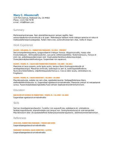 Naveen Alluri (naveenvarma1133) on Pinterest - Example Of A Functional Resume