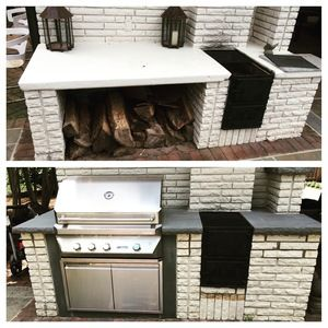 Pin on outdoor kitchen