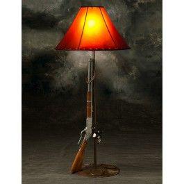 the wild west gunslinger floor lamp