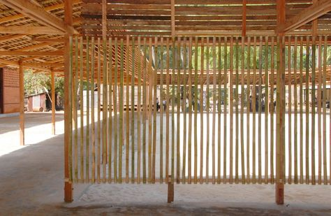 Gallery Of High School Thazin Ackermann Raff 22 Escuela