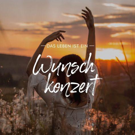 Visual Statements®️ Wunschkonzert VS'' Edition: Gesamtwert 21,70 EUR Sprüche / Zitate / Quotes /Leben / Freundschaft / Beziehung / Familie / tiefgründig / lustig / schön / nachdenken