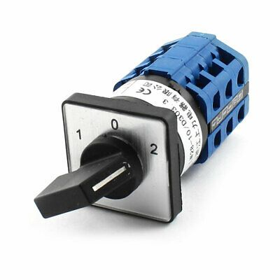 Ad Ebay Url 660v 10a Latching Action 3 Position 12 Terminals Rotary Cam Changeover Switch Rotary Switch Ebay