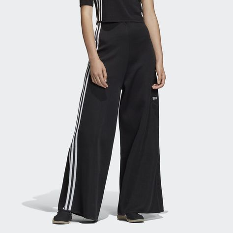 Track Pants Black XL Womens