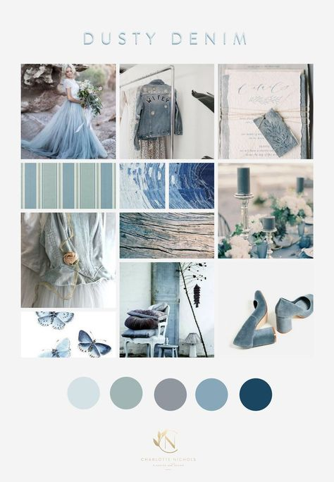 Dreamy Spring Colour Palettes To Inspire Your Big Day