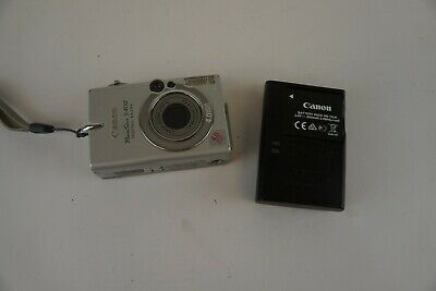 Canon Powershot Digital Elph S400 Digital Camera Digital Camera Fujifilm Finepix Powershot