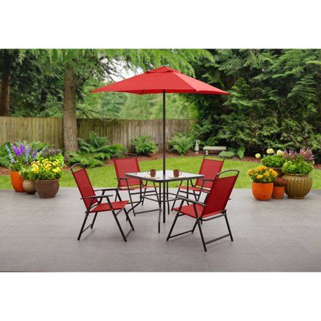 piece outdoor patio dining set