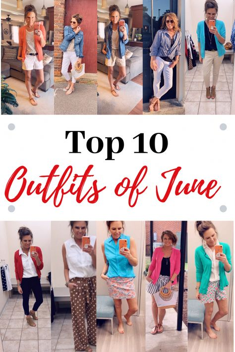 Today on the blog, I am sharing the Top 10 outfits from the blog and social media outlets. What's your favorite?? #fashion #over40swomensfashion #over50fashion #over50 #over40fashion #casualstyle #weekendlook #ootd #tryon #haul #fashionover40winter