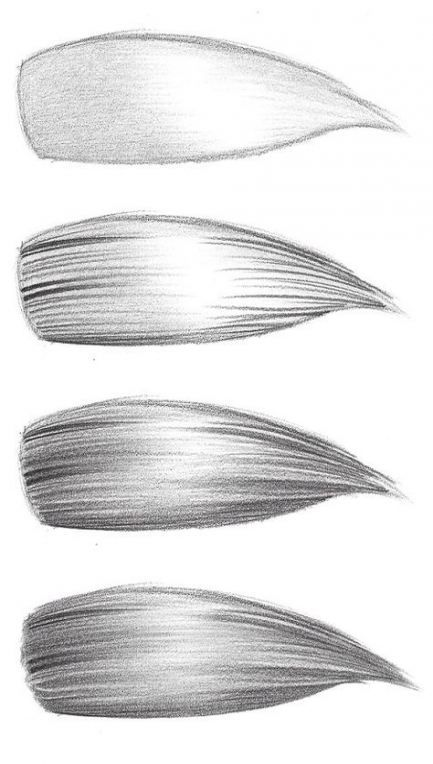 57 Ideas For Hair Drawing Reference Realistic Realistic Drawings How To Draw Hair Drawing Techniques