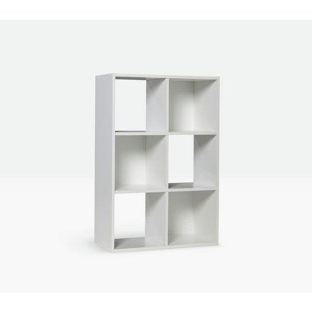 Argos Home Squares 6 Cube Storage Unit