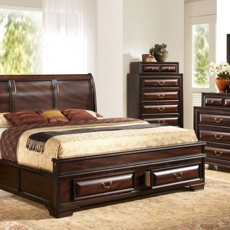 Signature Design By Ashley Alisdair Youth Sleigh Bedroom Set