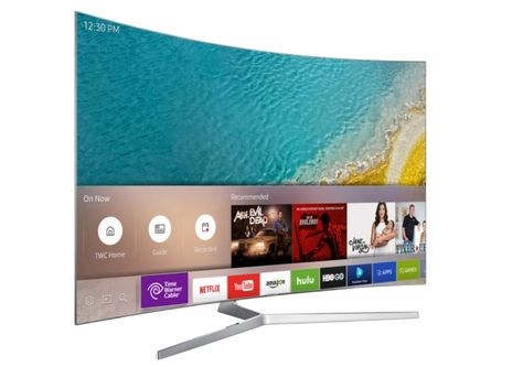 Samsung TV becomes the Controller for the Connected Home