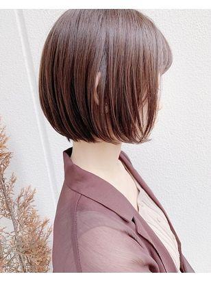 2020年春 ショートの髪型 ヘアアレンジ 人気順 15ページ目