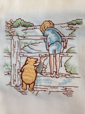 Picture 2 Of 10 Cotton Tea Towels Winnie The Pooh Piglet Photos