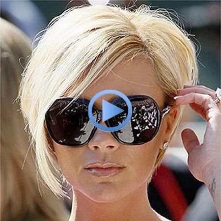25 Victoria Beckham Kurzes Haar Frisurenkurzhaarrundesgesicht In 2020 Victoria Beckham Kurze Haare Beckham Haare Schone Frisuren Kurze Haare