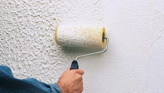 Fabulous Rollputz auftragen für Heimwerker. Sorge mit dieser Anleitung EC98