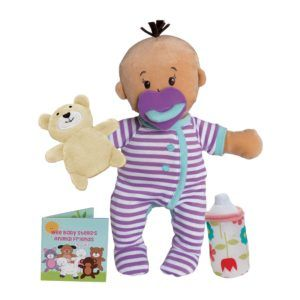 The Wee Baby Stella Doll Is Made From Soft Plush Material And Is