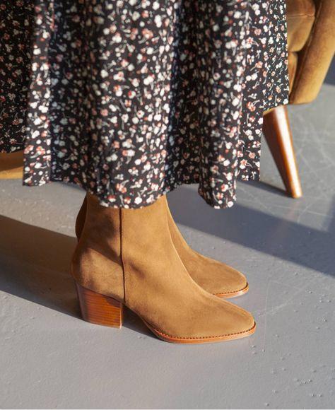 Des petits pieds bien chaussés pour l'été Et Dieu Créa