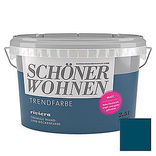 Schoner Wohnen Wandfarbe Trendfarbe In 2020 Schoner Wohnen Wandfarbe Wandfarbe