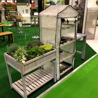 Vegtrug Nursery Herb Garden And Side Table With Images