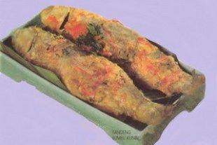 Resep Bandeng Bumbu Kuning Blitar Resep Makanan Kuning