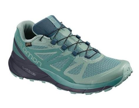 salomon sense escape womens trail running shoes gtx