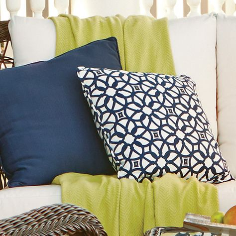 Placida Sunbrella® Outdoor Pillow #birchlane