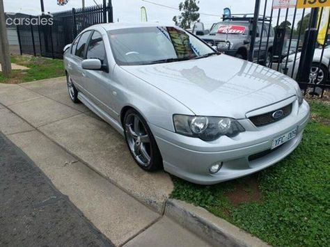 2005 Ford Falcon Xr6 Turbo Ba Mk Ii Auto 7 999 Ford Falcon