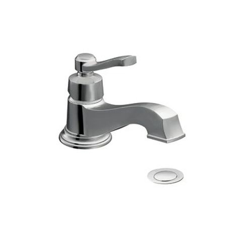Moen S6202 One Handle Bathroom Faucet In Chrome Bathroom Faucets
