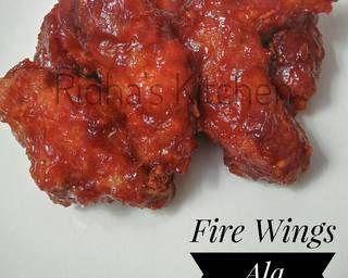 Resep Ayam Pedas Fire Wings Ala Richeese Oleh Ridha Firmansyah Cookpad Resep Ayam Resep Masakan Makanan
