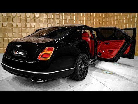 2020 Bentley Mulsanne W O Edition By Mulliner Excellent Sedan Youtube Bentley Mulsanne Bentley Sedan