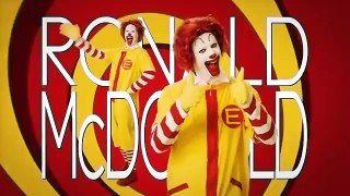 Ronald Mcdonald Vs The Burger King Epic Rap Battles Of History Dailymotion Epic Rap Battles Rap Battle Ronald Mcdonald