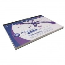 Daler Rowney Aquafine Watercolour Artboard Pad A3 10 Sheets 1 4
