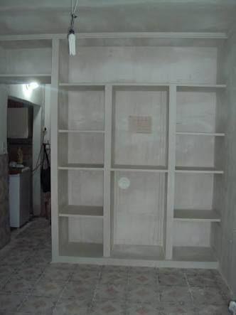 Resultado De Imagem Para Armario De Cozinha De Alvenaria Com Porta