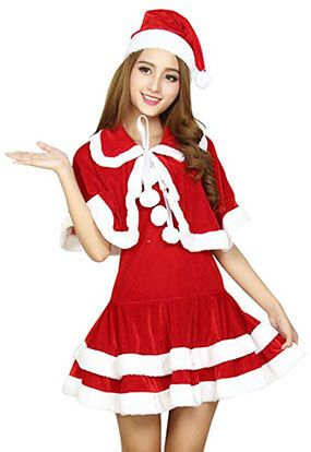 Misses Christmas Party Suits 2020 Top 10 Best Women's Christmas Costumes in 2020 Reviews
