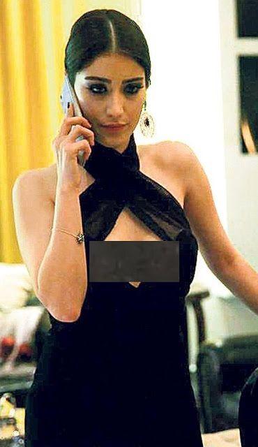 أنا أشفق عليهم هازال كايا ترد على الهجمات التي تعرضت لها بسبب صورة فاضحة Black Dress Little Black Dress Fashion