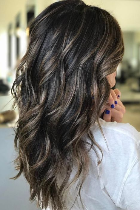 Ribbon Highlights Are The Latest Hair Trend We Re Obsessed