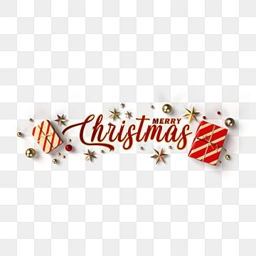 The Inscription Merry Christmas Surrounded By Gifts And Golden Balls And Stars On A Transparent Background 3d Render Merry Winter Decoration Png Transparent Holiday Clipart Clip Art Star Clipart