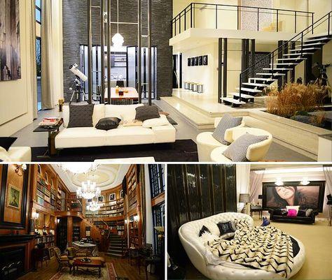 visitkorea on   desain, dekorasi rumah, rumah mewah