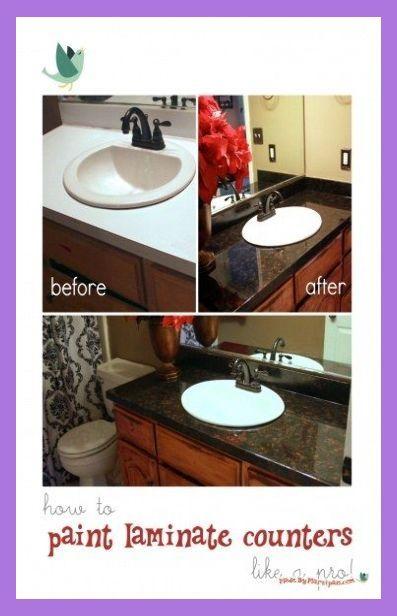 How To Choose Bathroom Countertops Inexpensive Countertops