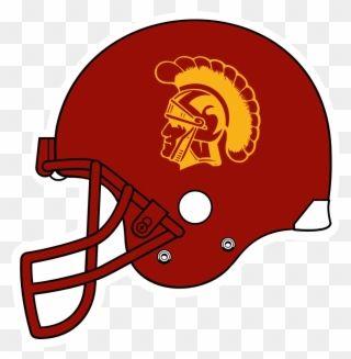 Helmet Clipart Usc Seahawks Vs Colts 2018 Png Download Helmet Usc Football Helmets