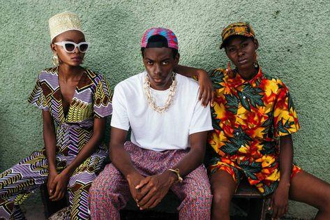 AFROKLECTIC - YEVU Q1 2019 Shot in Accra, Ghana Photographer...