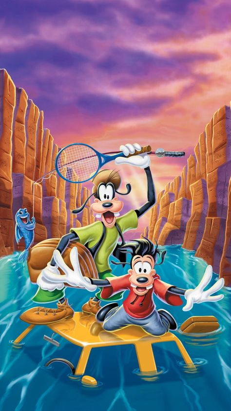 A Goofy Movie (1995) Phone Wallpaper | Moviemania