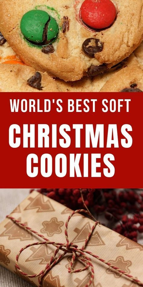 World S Best Soft Christmas Cookies