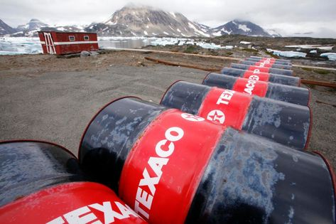 Greenland halts new oil exploration to combat climate change and focus on sustainable development