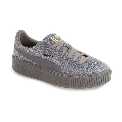 6c3002f6e4e2 Women s Puma Elemental Platform Sneaker ( 100) ❤ liked on Polyvore  featuring shoes