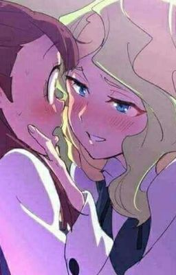 Pocion De Amor Diakko Fanfict Anime Amor Brujas Academia Y