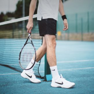 Nike Nikecourt Elite Tennis Socks Sx4935 435 Federer Carolina Blue L 8 12 Ebay Photo Blue Tennis Socks Nike